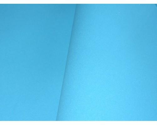 Фоамиран китайский 1 мм, лазурно-серого цвета (25*25)