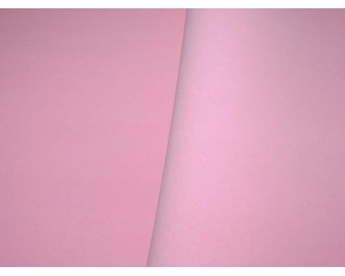 Фоамиран китайский 1 мм, нежно-розового цвета (25*25)