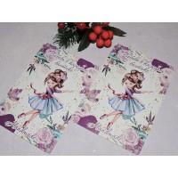 Карточки, подложки для бантиков