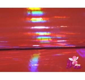"Кожзам ""Хамелеон"" 0.7 мм, цв.  светло-розовый"