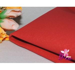 Фоамиран 1 мм, иранский, цв. светло-красный № 135