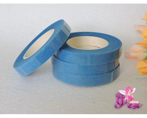 Тейп-лента 12 мм, цв. синий