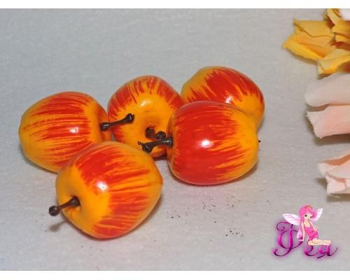 Яблоко двухцветное 30 мм