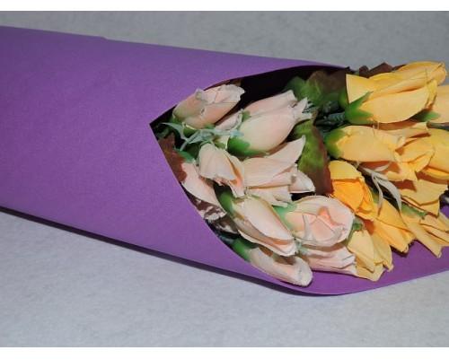 Фоамиран китайский 1мм , фиолетового цвета