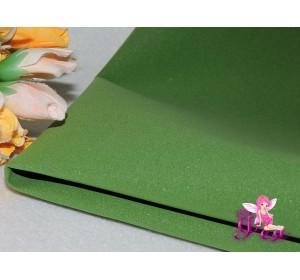 Фоамиран 1 мм, иранский , цв. темно-зеленый № 179