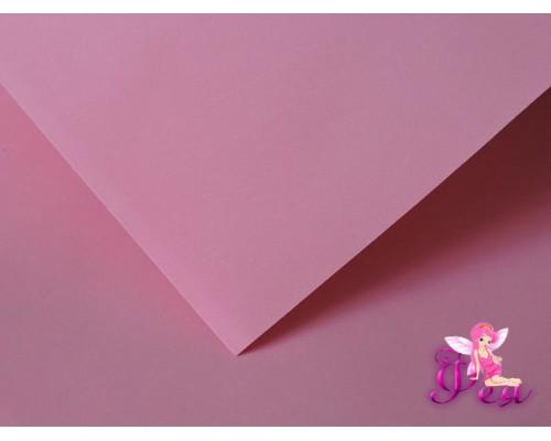 Шелковый фоамиран 1мм, цв. розовый №04