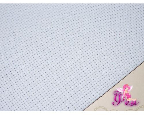Канва для вышивания №11, цв. белый