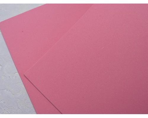 Фоамиран  толщина 2мм, цв. розовый