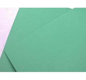 Фоамиран  толщина 2мм, цв. зеленый