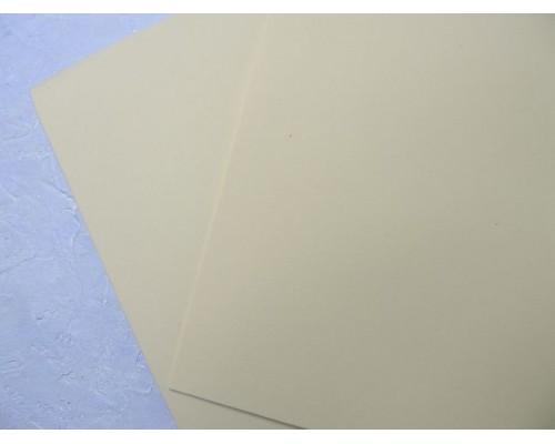 Фоамиран  толщина 2мм, цв. ваниль
