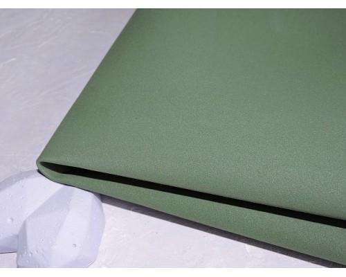 Фоамиран 1 мм, иранский, цв. зелено-морской  №120