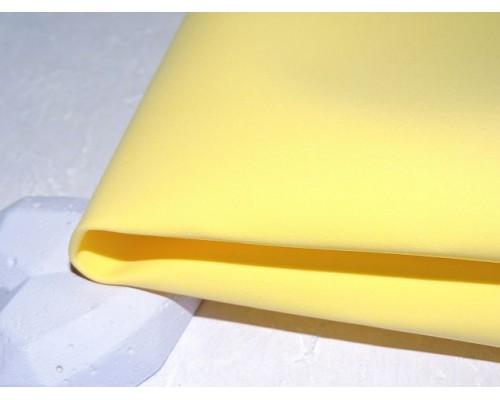 Фоамиран 1 мм, иранский, цв. темно-желтый № 122
