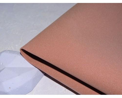 Фоамиран 1 мм, иранский, цв. светло-коричневый № 193