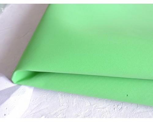 Фоамиран 1 мм, иранский, цв. светло-зеленый  № 171