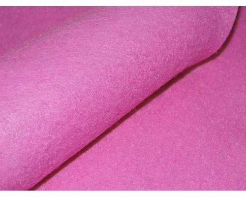 Фетр мягкий 20*30 см толщина 1 мм, цв. сиреневый  - 1 лист